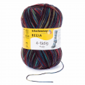 Regia Colour 4 PLY Knitting Crochet Knit Yarn Craft Wool Colourful 100g Ball 4463 Colorito Gerbera