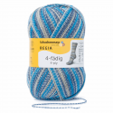 Regia Colour 4 PLY Knitting Crochet Knit Yarn Craft Wool Colourful 100g Ball 4898 Countrylife Water