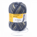 Regia Colour 4 PLY Knitting Crochet Knit Yarn Craft Wool Colourful 100g Ball 4999 Mood Atmosphere
