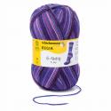 Regia Colour 6 PLY Knitting Crochet Knit Yarn Craft Wool 150g Ball 6828 Vulcano Vulvano Laki Spalte