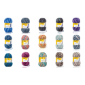 Regia Colour 6 PLY Knitting Crochet Knit Yarn Craft Wool 150g Ball