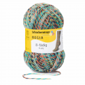 Regia Colour 8 PLY Stripe Knitting Crochet Knit Yarn Craft Wool 150g Ball 8996 Stockholm Bullero