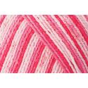 Regia Cotton Tutti Fruitti 4 PLY Knitting Crochet Knit Yarn Craft Wool 100g Ball 2420 Erdbeer