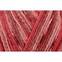 Regia Cotton Tutti Fruitti 4 PLY Knitting Crochet Knit Yarn Craft Wool 100g Ball 2422 Pomergranate