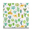 Cactus Camel 100% Digital Cotton Fabric Little Johnny Range 145cm Wide