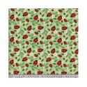 Ladybirds 100% Digital Cotton Fabric Little Johnny Range 145cm Wide