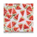 Watermelons 100% Digital Cotton Fabric Little Johnny Range 145cm Wide