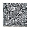 Zebras 100% Digital Cotton Fabric Little Johnny Range 145cm Wide