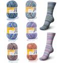 Regia Arne & Carlos Kids Pairfect Socks 4 PLY Knitting Yarn Craft 150g Ball