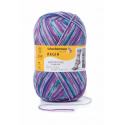 Regia Arne & Carlos Kids Pairfect Socks 4 PLY Knitting Yarn Craft 100g Ball 3653 Star Night