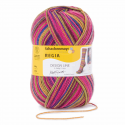 Regia Arne & Carlos Kids Pairfect Socks 4 PLY Knitting Yarn Craft 100g Ball 3774 Kaffe Fassett Chilli Pepper