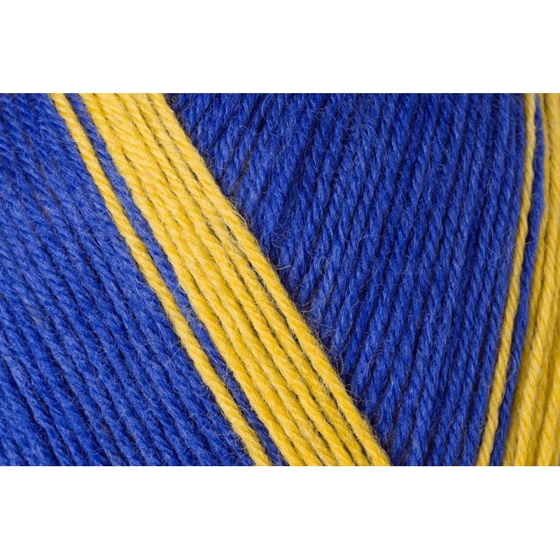 Regia Arne & Carlos Kids Pairfect Socks 4 PLY Knitting Yarn Craft 100g Ball 9139 Star