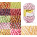 Regia Cotton Tutti Fruitti 4 PLY Knitting Crochet Knit Yarn Craft Wool 100g Ball