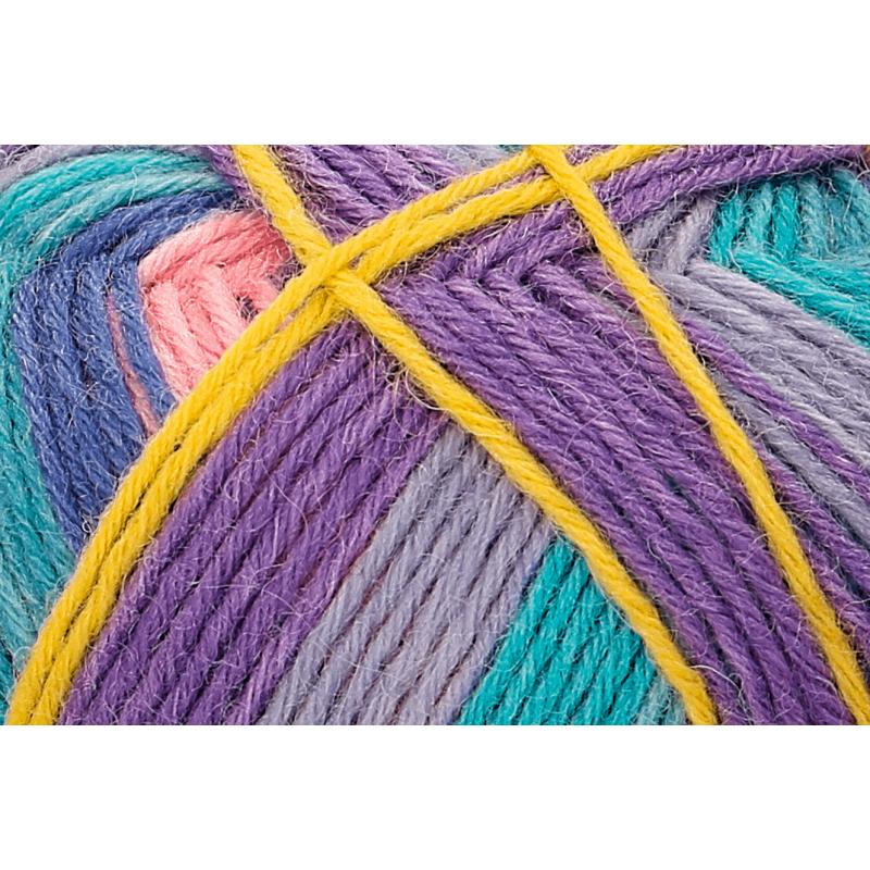 Regia Pairfect Rainbow Socks 6 PLY Knitting Yarn Craft 150g Ball 2767 Frozen