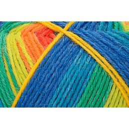Regia Pairfect Rainbow Socks 6 PLY Knitting Yarn Craft 150g Ball 2771 Neon