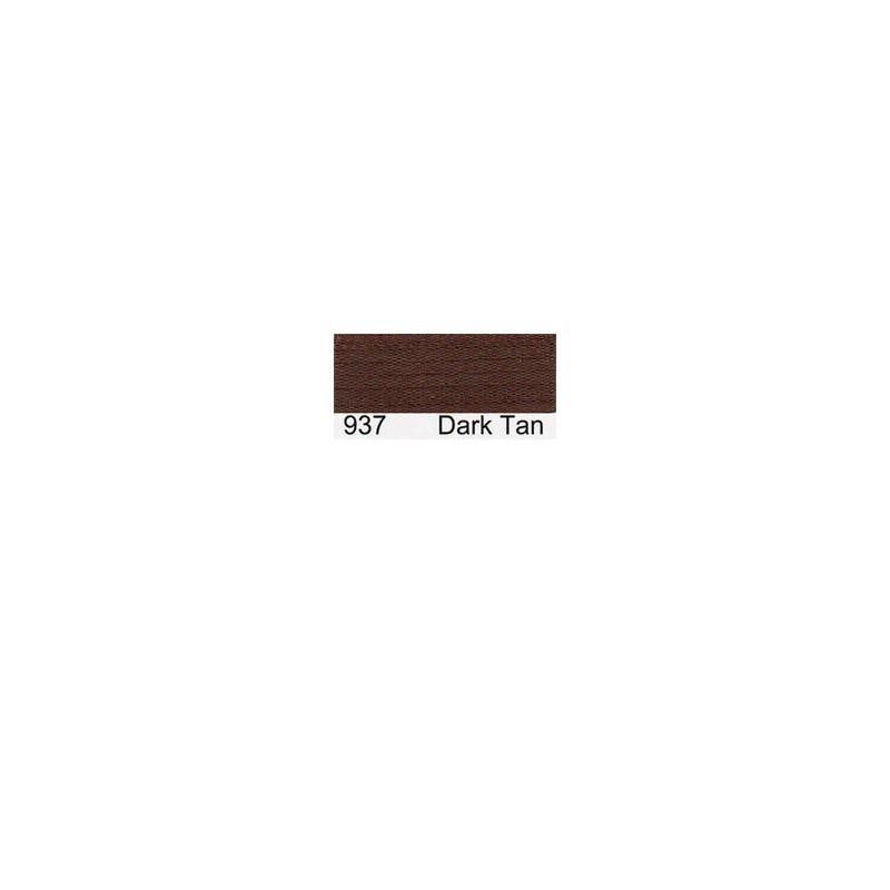 13mm Seam Bias Binding Dark Tan
