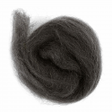 10g 100% Natural Wool Roving Needle Spinning Felting Sewing Craft Fabric Trimits 339 Graphite