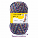Regia Tweed Colour Socks 4 PLY Knitting Yarn Knit Wool Craft 100g Ball 7496 Twilight