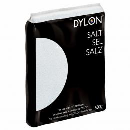 Dylon Fabric Hand Dye Powder 50g Packet For Natural Fibres 19 Colours Salt