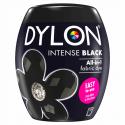 Dylon Machine Fabric & Clothes Dye Pod Powder Wash 350g 12 Intense Black