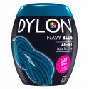 Dylon Machine Fabric & Clothes Dye Pod Powder Wash 350g 08 Navy