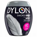 Dylon Machine Fabric & Clothes Dye Pod Powder Wash 350g 65 Smoke Grey