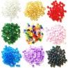 E Beads Glass Beads 4mm 7 Colours