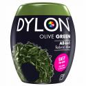 Dylon Machine Fabric & Clothes Dye Pod Powder Wash 350g 34 Olive Green
