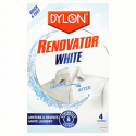 Dylon White Repair & Renovator Advanced Whitening Action Renovator White Pack Of 4
