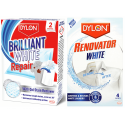 Dylon White Repair & Renovator Advanced Whitening Action
