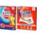Dylon Colour Catcher & SOS Colour Run Washing Laundry Repair