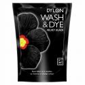 Dylon Wash & Dye Fabric Powder Reviving Faded Colours 350g Black