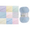 James C Brett Baby 4 Ply Yarn 100g Knitting Yarn Knit Wool Craft 100% Acrylic