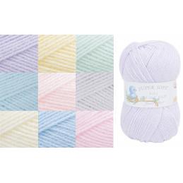 James C Brett Baby DK Yarn 100g Ball Knitting Yarn Knit Craft 100% Acrylic