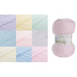 James C Brett Baby DK Yarn 400g Ball Knitting Yarn Knit Craft 100% Acrylic