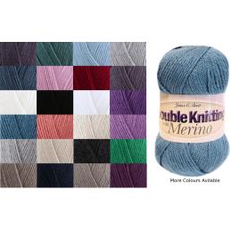 James C Brett DK With Merino Yarn 100g Ball Knitting Yarn Knit Craft