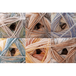 James C Brett Driftwood DK Yarn 100g Ball Knitting Yarn Knit Craft