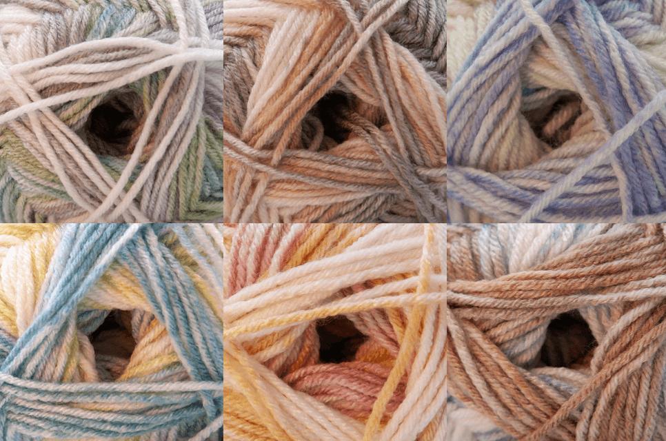James C Brett Driftwood DK Yarn 100g Ball Knitting Yarn Knit Craft DW01