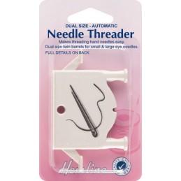 Hemline Automatic Needle Threader Dual Size