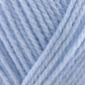 Sirdar Supersoft Aran Baby Acrylic Knit Knitting Crochet Crafts 100g Ball 894 Pretty Blue