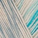 Sirdar Toscana Cotton DK Double Knitting Knit Crochet Crafts 100g Ball 114 Porto Azzurro