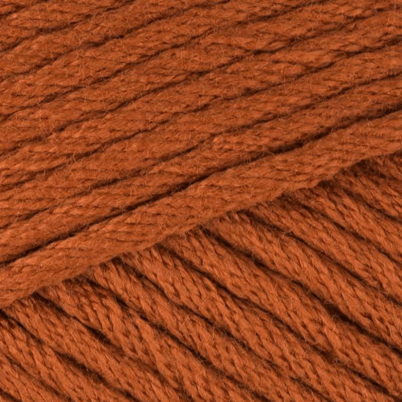 Sirdar No. 1 Chunky Yarn Supersoft Knitting Knit Crochet Crafts 100g Ball 215 Rust