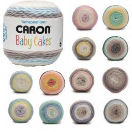 Caron Baby Cakes Aran Yarn 100g Ball