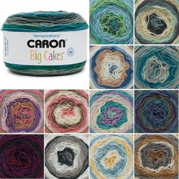 Caron Big Cakes Aran Yarn 300g Ball
