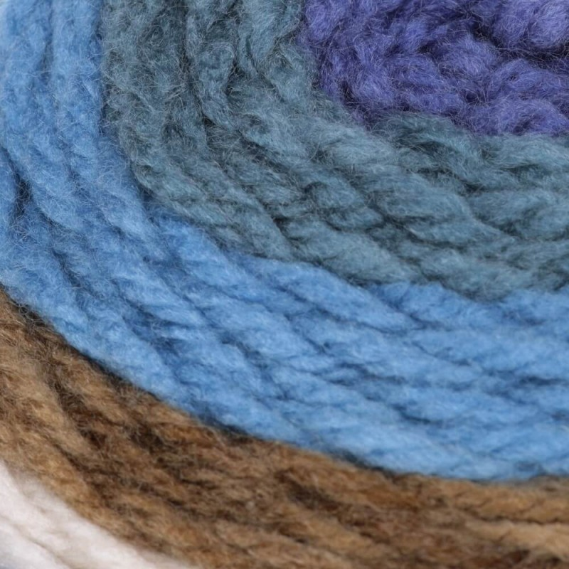 Bernat Pop! Aran Yarn Acrylic Knit Knitting Crochet Crafts 140g Ball
