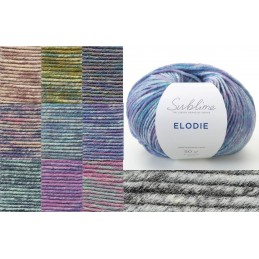 Sirdar Sublime Elodie Extra Fine Merino Wool 50g Ball Knit Craft Yarn