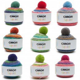Caron Cupcakes Double Knit Yarn 85g Ball