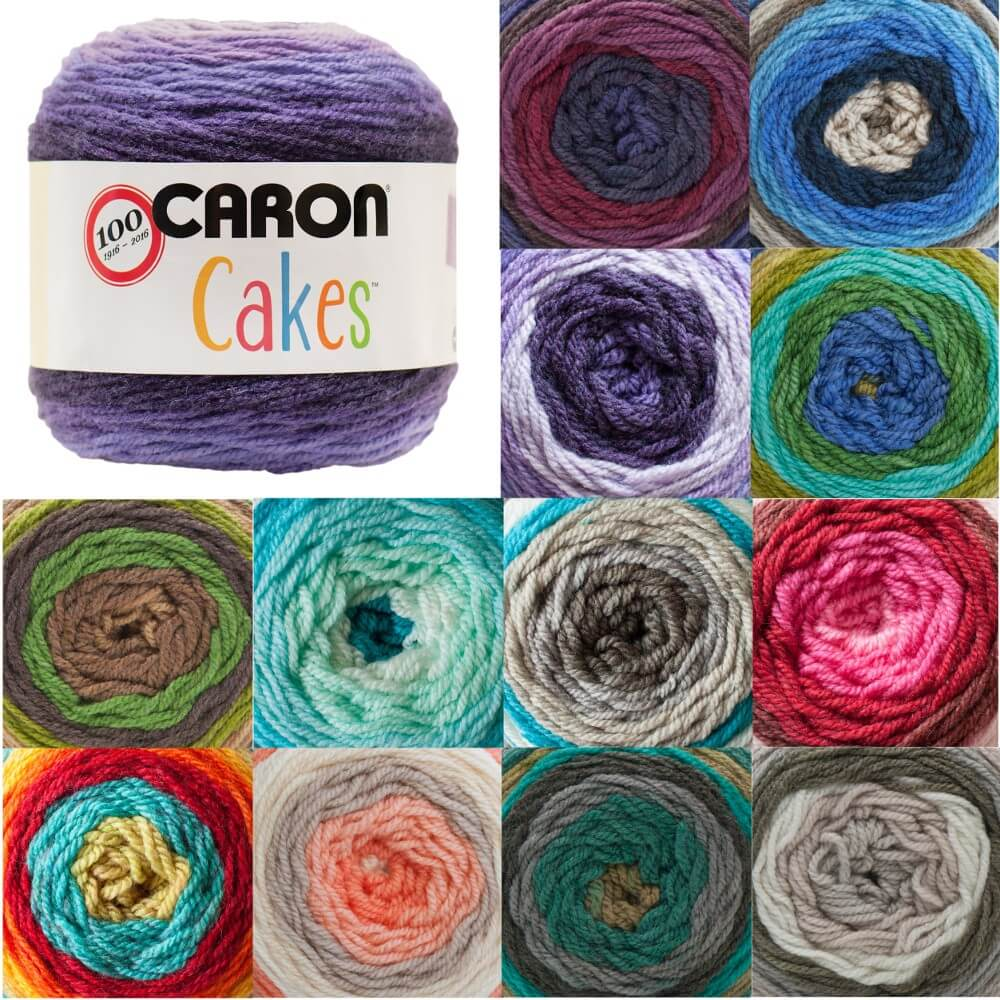 Blueberry Kiwi Caron Cakes The Original 200g Ball