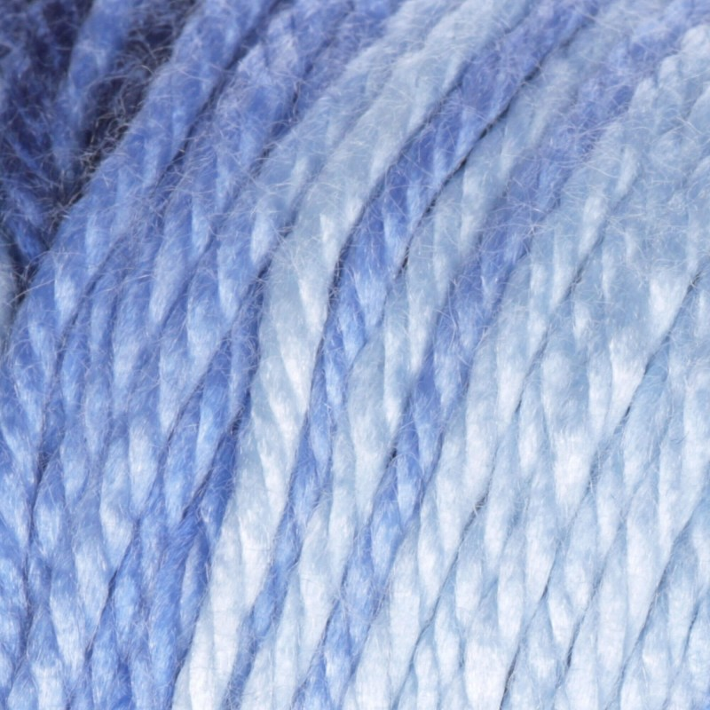 Saturday Blue Jeans Caron Simply Soft Ombres 141g Ball