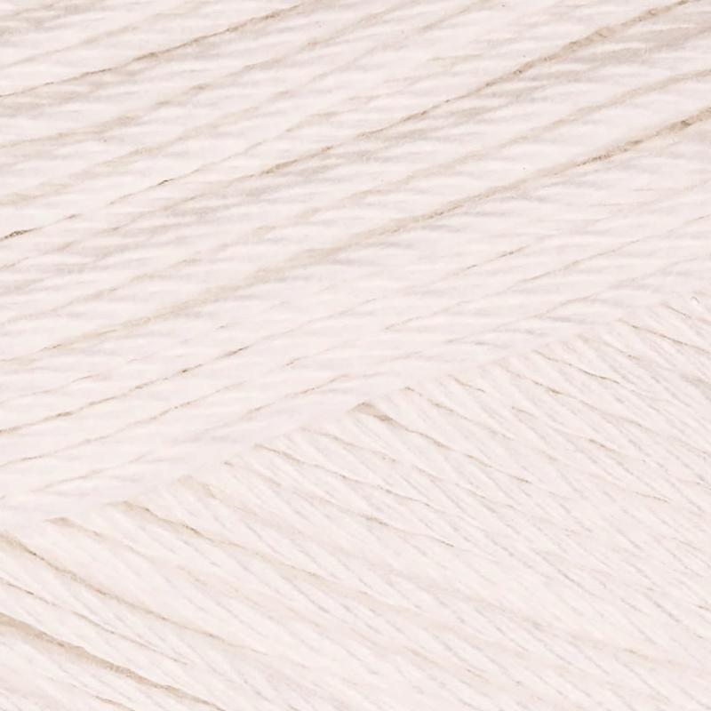 Sirdar Cotton 4 Ply Knitting Knit Crochet Crafts 100g Ball Mill White 501